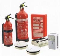 Protection incendie daitem couverture d tecteur monoxyde fum e for Anti incendie maison